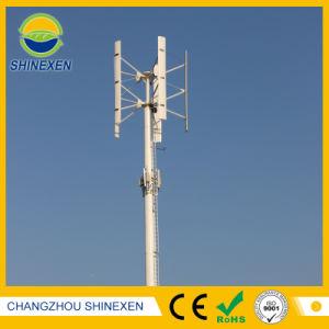 400W Sistema Gerador de turbina vertical/Gerador eólico