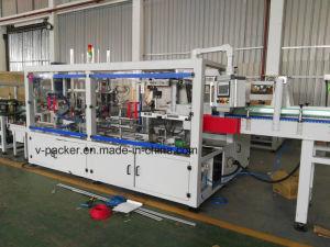 Vpak Verpackungsmaschine für Haut-Sorgfalt-Produkt-Paket