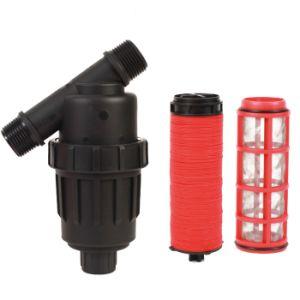 Mangueira de 3/4 polegadas tela de irrigação de rosca e filtro de Disco do sistema de irrigação gota