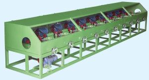 Roestvrij staal/Koper om de Oppoetsende Machine van de Pijp