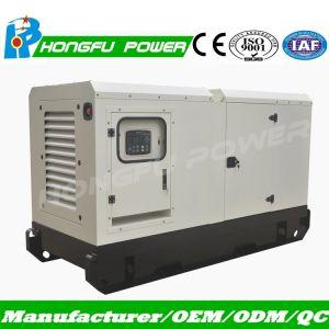 Основная мощность 100Ква Lovol Genator дизельного двигателя с помощью Super Silent навес