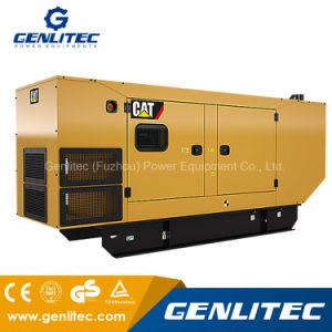 150kVA 120kw Diesel-Generator der Gleiskettenfahrzeug-Katze-De220e0