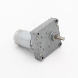 12V de alto par motor DC, con especificación de reducción de marcha