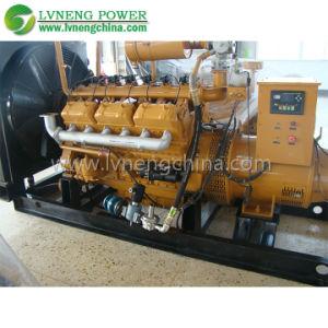 Générateur de biogaz de coût bas pour la production d'électricité