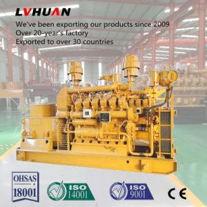 マルチ電圧は50Hz 60Hz 10kw - 500kw天燃ガスの発電機--を適用する