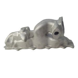 자동차 부속에 있는 알루미늄 포장 입구 다기관
