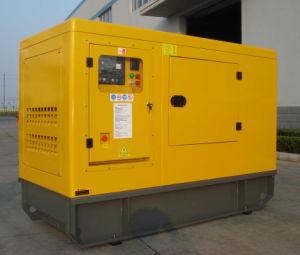 56kw (70kVA) Soundproof Diesel Generator Set