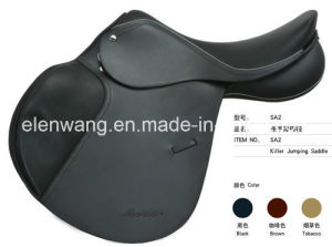 Killer Jumping Horse Saddle