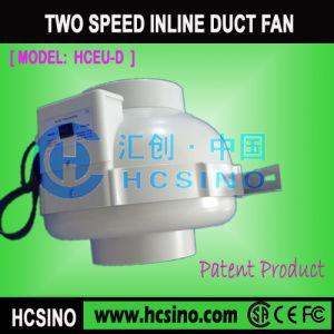 Ventilatore in-linea di Exaust (HCEU-D)
