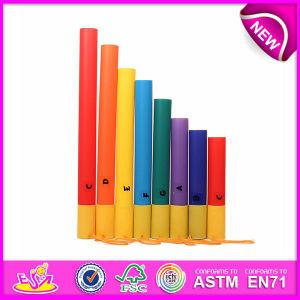 Banheira de Novo Produto para 2015 Kids Tubo Som Ruído Mágico Brinquedos, Barato Instrumentos musicais de percussão do tubo de som de plástico brinquedo W07I115