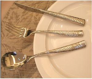 VollEdelstahl-Abendessen-Set (MCO22-C)