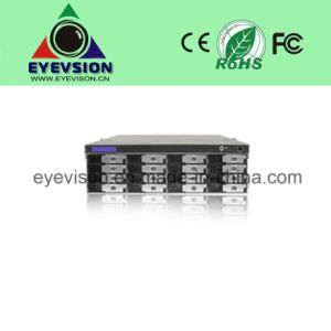 16 unidades de disco duro del servidor Linux para NVR-1616EV (LSS)