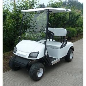 安く2つのシートの電気観光車(JD-GE501A)