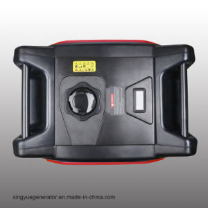 4 tiempos 5.5kVA potencia portátil generador eléctrico con mando a distancia