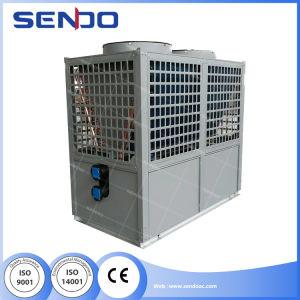 Высокое качество R410A с водяным охлаждением воздуха охладитель прокрутки на заводе для изготовителей оборудования