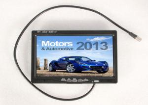 7 polegadas LCD Monitor de carro