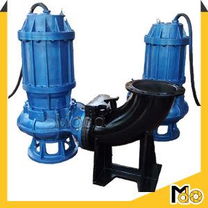 El agua de mar de la cabeza alta de la bomba de aguas residuales de acero inoxidable