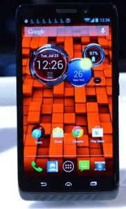 De recentste ModelFabriek opende Mobiele GPS van de Aanraking van de Telefoon Zaken Slimme Telefoon de Zwarte Witte Telefoon Xt1080 van de Cel