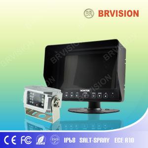 7.0 polegadas Monitor impermeável e câmera para Serviço Pesado