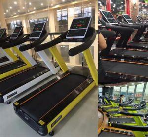 Nuevo lanzamiento comercial de máquina de correr cinta de correr