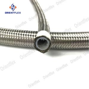 Mangueira de borracha hidráulico de Teflon PTFE/tubo de ligação tubo/SAE R14
