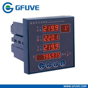 Digital AC 3p4w панель измеритель мощности