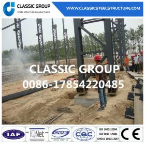 Estructura de acero de gran altura prefabricados Nave Design