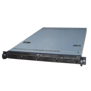 4 Hot Swaps 5 High Speed Cooling Fan를 가진 1u Server Chassis