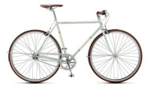 4130 크로 몰리 단일 속도 기어 자전거를 수정