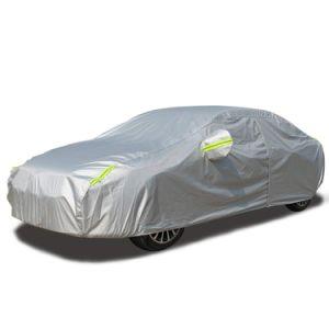 Resistente al agua 150d Oxford cubierta de coche