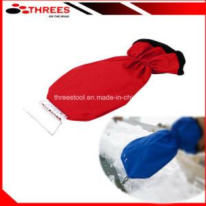 手袋(1507103)が付いている昇進車の氷のスクレーパー