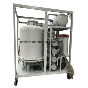 Macchina di filtrazione di doppia della fase di vuoto del trasformatore dell'olio degasificazione di disidratazione (ZYD-I-50)
