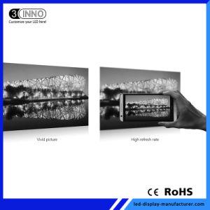 P3.91mm haute définition LED étanche afficheur LED du Conseil de la publicité