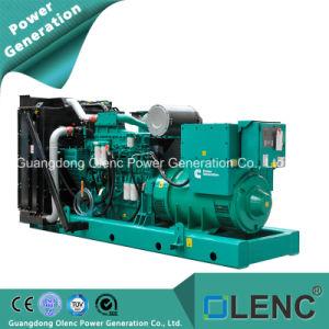 1250kVA Cummins Kta50-G3 산업 발전기