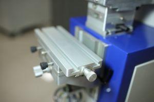 デスクトップの自動か手動パッドプリンター印字機の閉じるコップのパッドプリンター