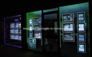 Applicazione delle caselle chiare del LED