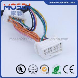 Techo solar de Toyota Auto Avss Cableado Cable conector Yazaki