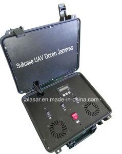 Maleta portátil de mão Drone Uav de interferência de sinal
