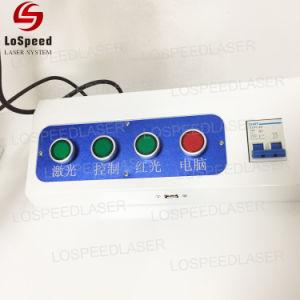De Laser die van de vezel Systemen van de Laser van de Vezel van Machines de Industriële merkt