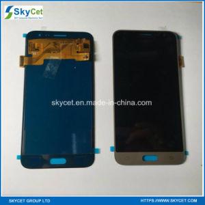 Pantalla táctil original de la visualización del OEM LCD para la visualización de Samsung J1/J2/J3/J7 LCD