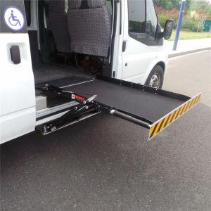 Certificación CE elevador de silla de ruedas eléctrica para automóviles y van con la carga de 300kg.