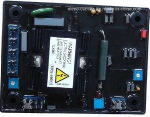発電機のアクセサリの交流発電機はAVRを分ける