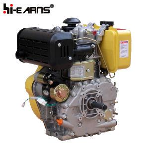 12HP dieselmotor met de Dubbele Filter van de Lucht van het Bad van de Olie (HR188FA)