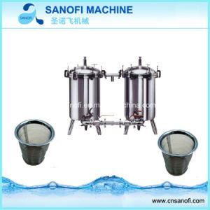 Двойной фильтр для получения сока/молока
