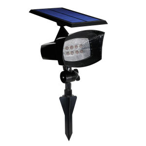 Luz de parede LED Sensor Solar Garden Light