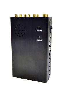 Jyt-850Seleccionable un portátil de 8 bandas 3G 4G en todo el mundo de la señal de teléfono jammer