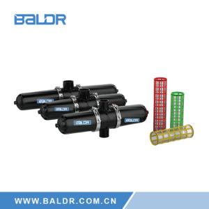 De gemakkelijke en Veilige Filter van het Scherm van het Water met hoogst Flexibel
