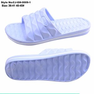 Simple mais bon marché durable EVA unisexe pantoufles