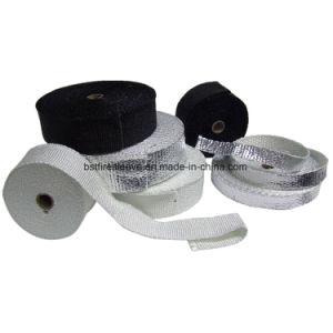 Sellador de juntas resistentes al calor de alta temperatura recubierto de grafito de cinta cerámica