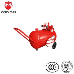 Feuerbekämpfung-Geräten-mobile Schaumgummi-Karre